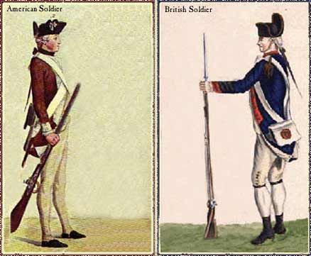 The Revolution: The Differences Between American and British ...