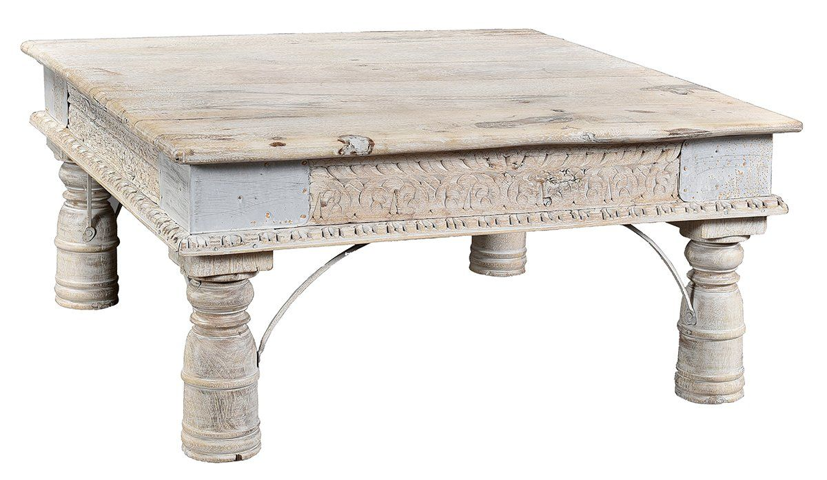 Square Carved Leg Indian Coffee Table Indian Coffee Table Coffee Table Indian Coffee [ 696 x 1200 Pixel ]