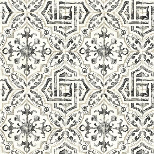 Sonoma Black Spanish Tile