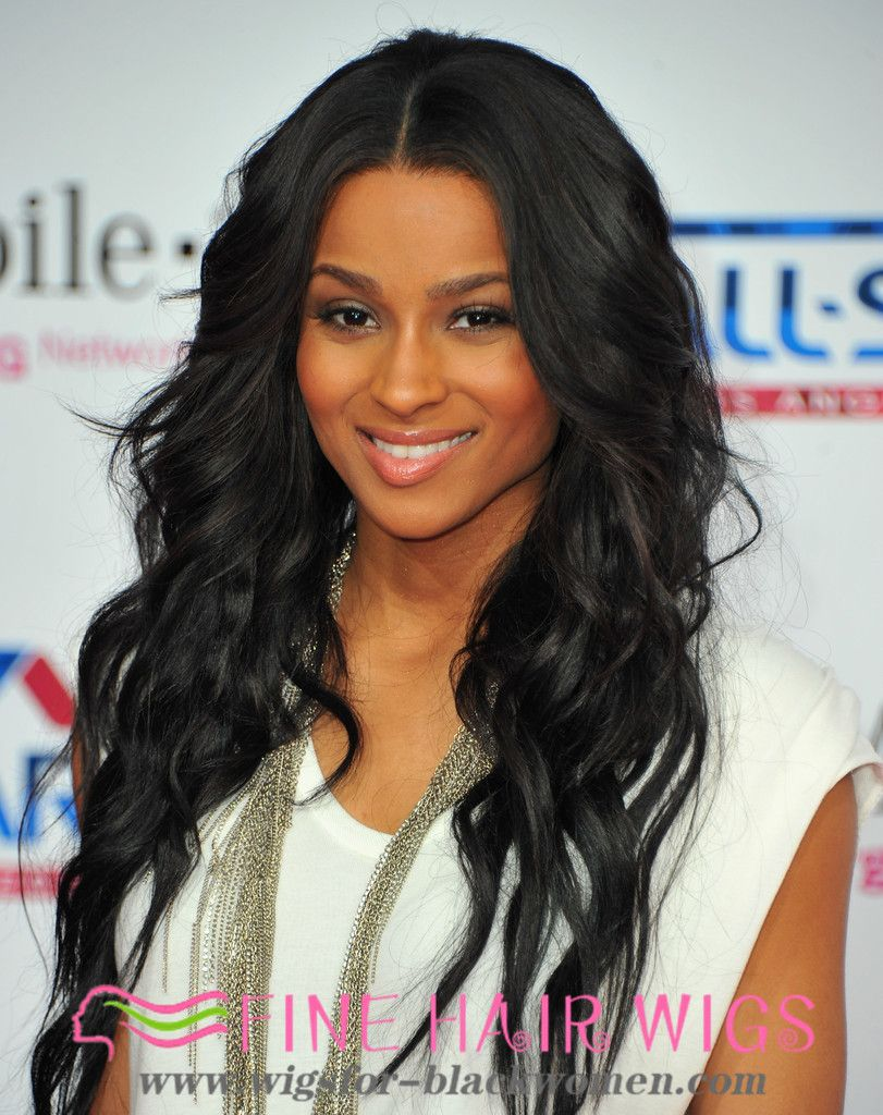 Black Women Long Hairstyles Wavy Long Hairstyles Hair Cuts Lace Front Wigs Human Hair Wigs For