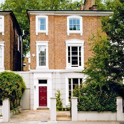 Una casa en notting hill estilo vintage moderno casa - Estilo ingles decoracion interiores ...