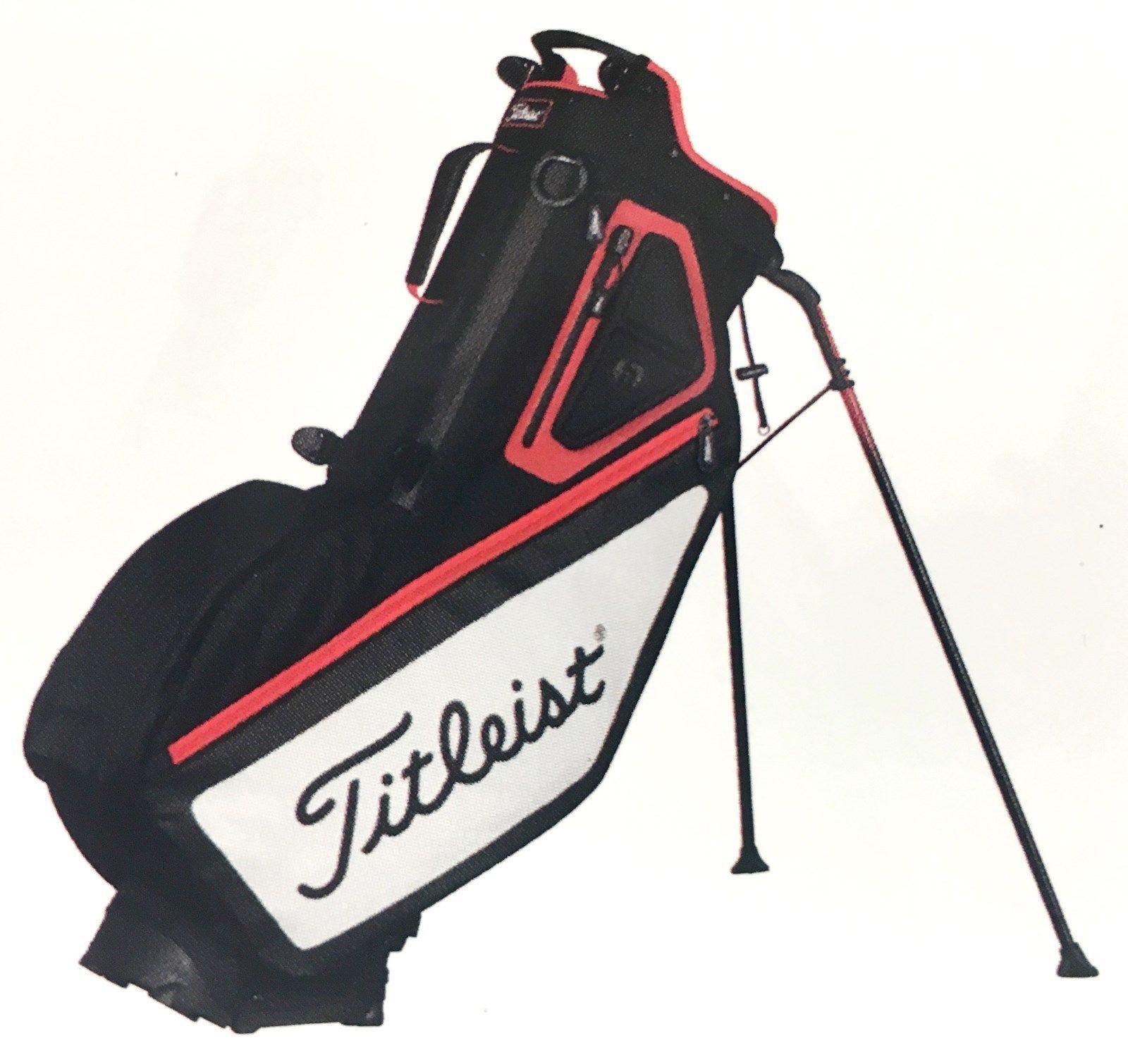 Golf Club Bags 30109 New 2017 Titleist Players 5 Golf Bag