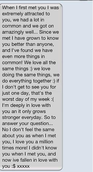 so cute love boyfriend texts cute texts cute text