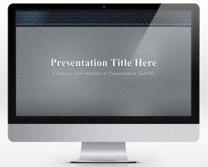 Leather gray powerpoint template is a free widescreen powerpoint leather gray powerpoint template is a free widescreen powerpoint template that you can download to make toneelgroepblik Choice Image