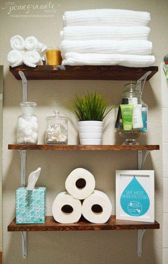 Ideas para decorar el baño | Decoracion de baños pequeños ...