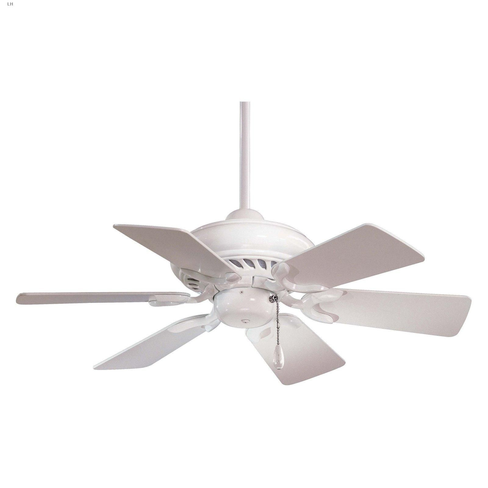 Minka Aire F562 Wh Supra 32 In Indoor Ceiling Fan White Ceilingfan Ceiling Fan Ceiling Minka Aire