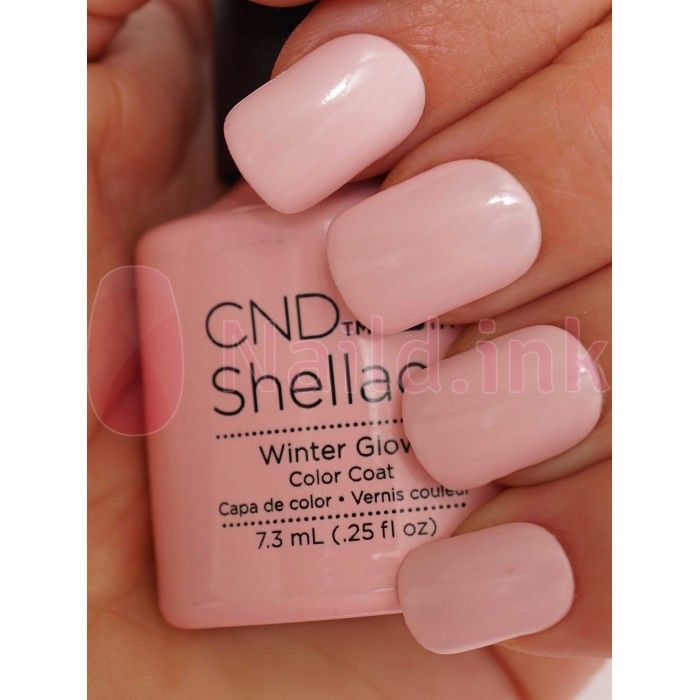 CND shellac Winter Glow - Поиск в Google | Manicure & Pedicure ...