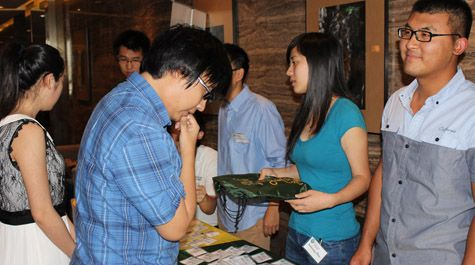 On June 29, William & Mary held its first overseas New Student and Family Program for more than 100 incoming graduate and undergraduate students and families in Beijing, China.