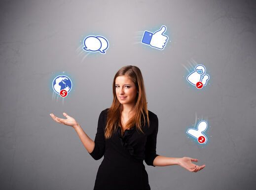 What young professionals may not realize is that employers and prospective employers are using social media to learn more about job candidates.