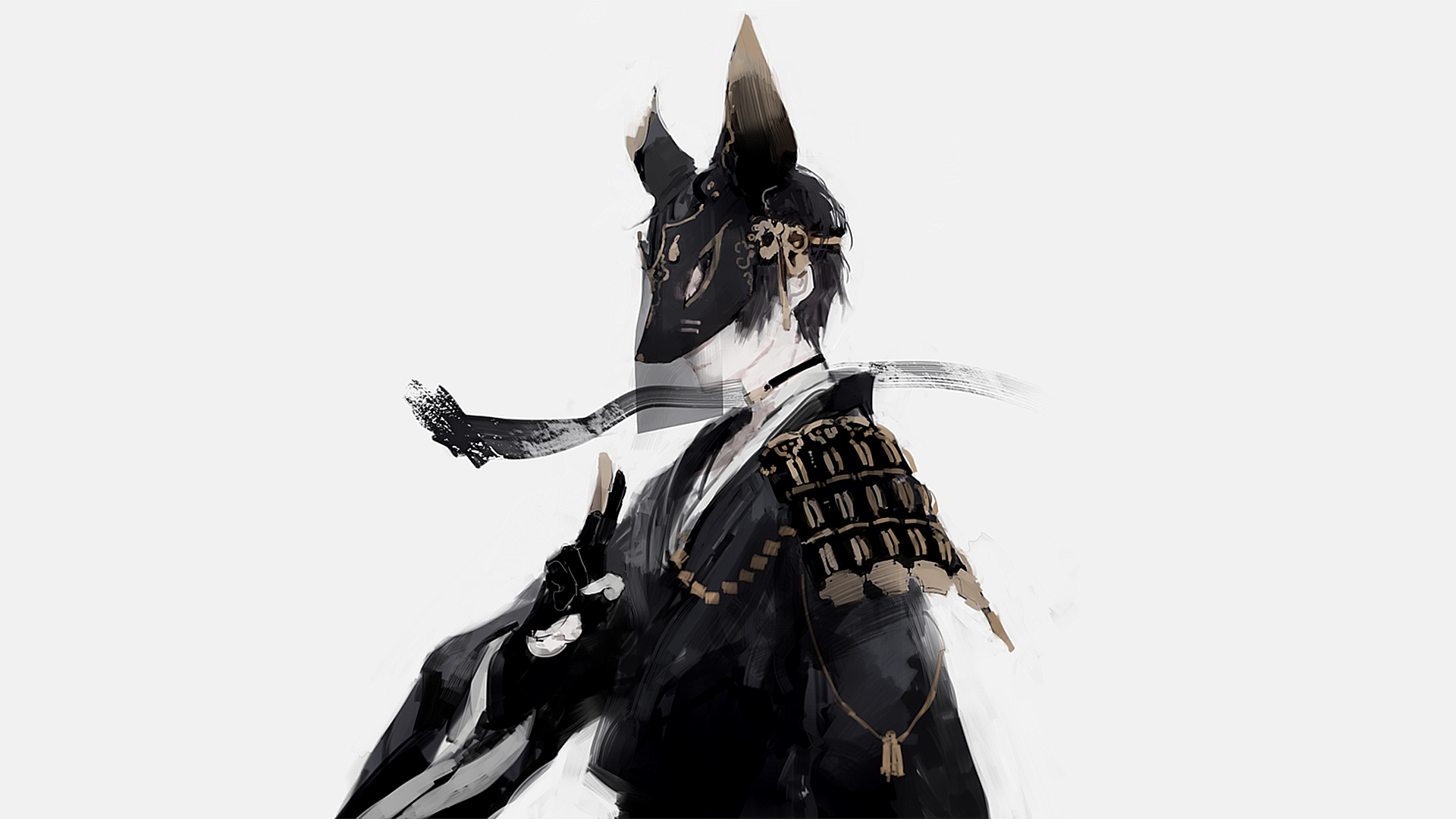 Black Fox [1920x1080] Need iPhone 6S Plus Wallpaper/