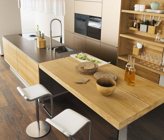 All about vao linee kitchen by TEAM 7 on Architonic Find pictures
