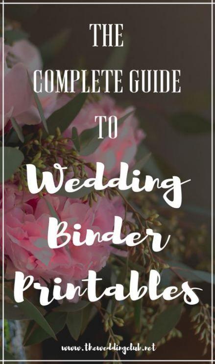 Trendy wedding planner printables templates style Ideas #wedding