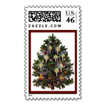 Oh Christmas Tree Stamps