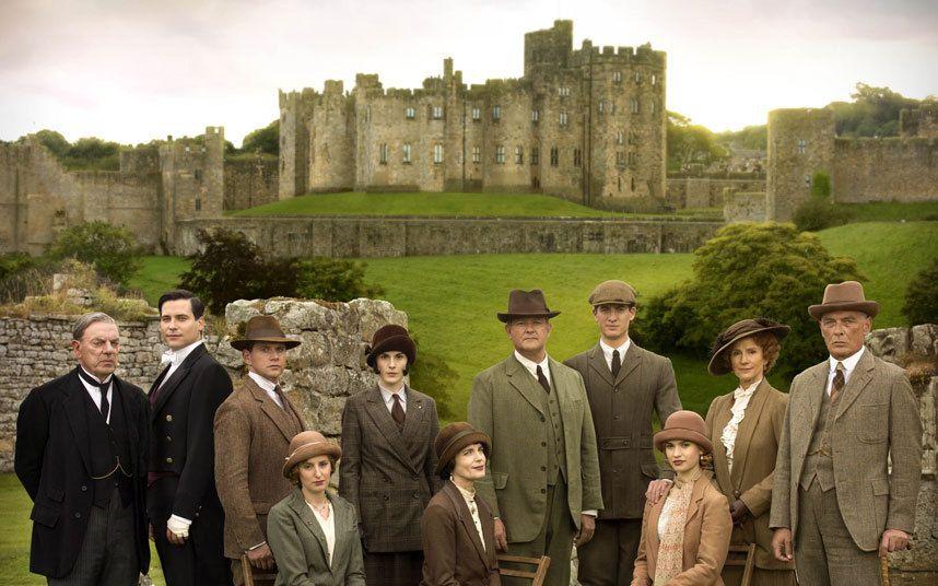 Downton Abbey Opens A Guest House Downton Abbey Series Downton