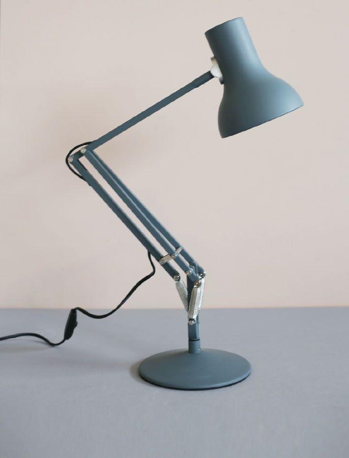 Margaret Howell Anglepoise Type 75 Mini Desk Lamp Remodelista Anglepoise Desk Lamp Anglepoise Lamp