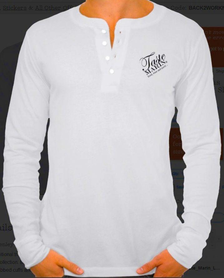 The Taste Marin Henley Shirt