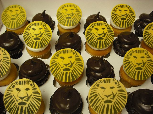 Best 25 Lion King Cupcakes Ideas On Pinterest Lion King