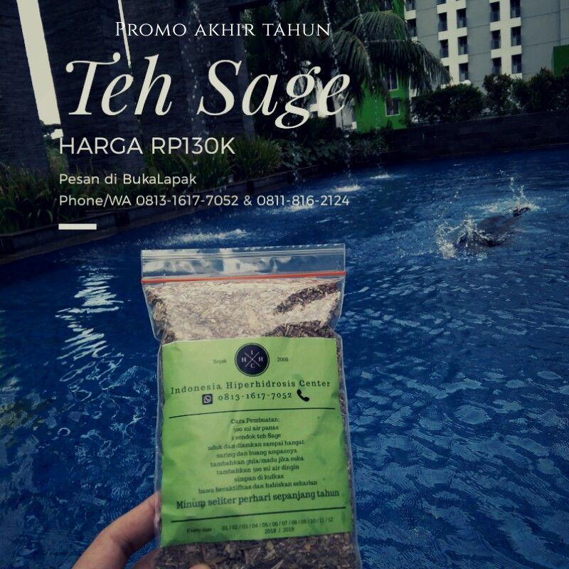 Promo Akhir Tahun Beli 2 Bungkus Teh Hyperhidrosis Daun Sage Free Jne Yes Khusus Jabodetabek Luar Jabodetabek Beli 2 Bungkus Teh Sage Dis Indonesia Sage Alam