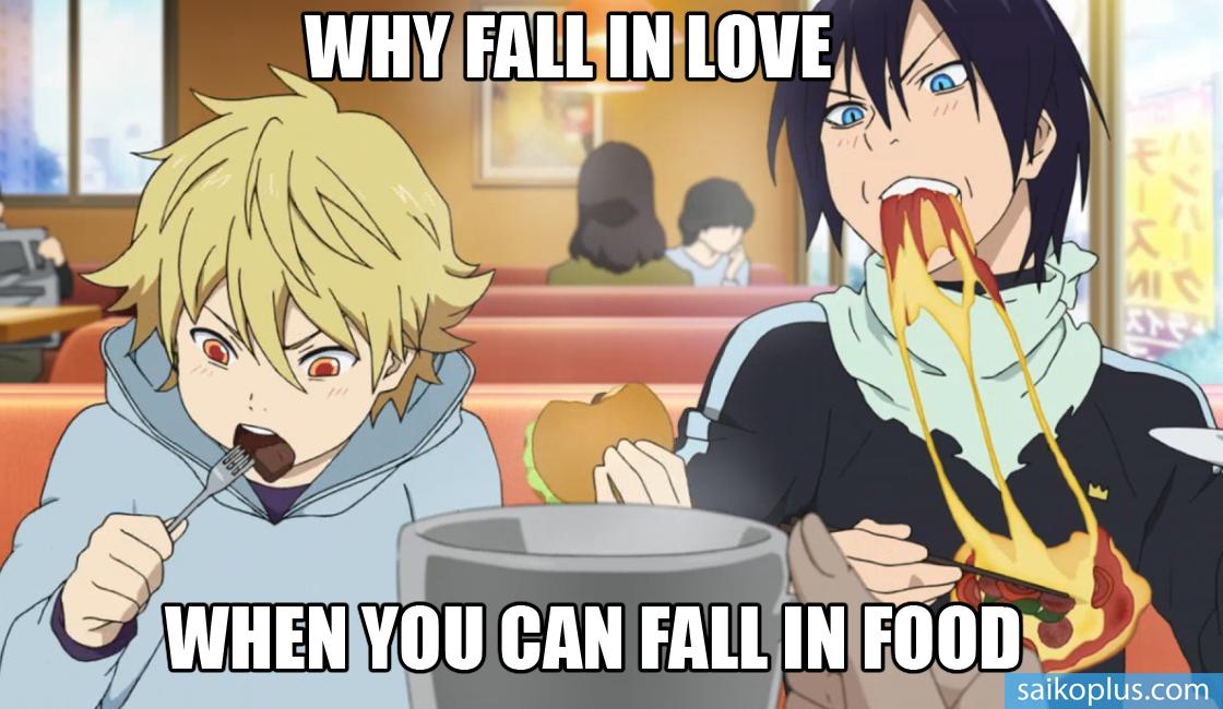 Funny Anime Meme Images : Noragami onelink to saikoplus anime and manga