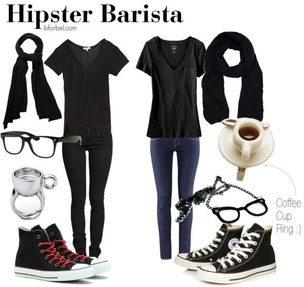 Barista Fashion Starbucks
