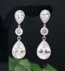 Wedding Jewelry: Necklaces, Earrings, Bracelets & More - Etsy