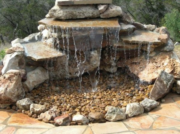 Cascade Et Fontaine De Jardin 69 D Co Pour Les Moments De Relaxe Relaxanre Cascade De Jardin