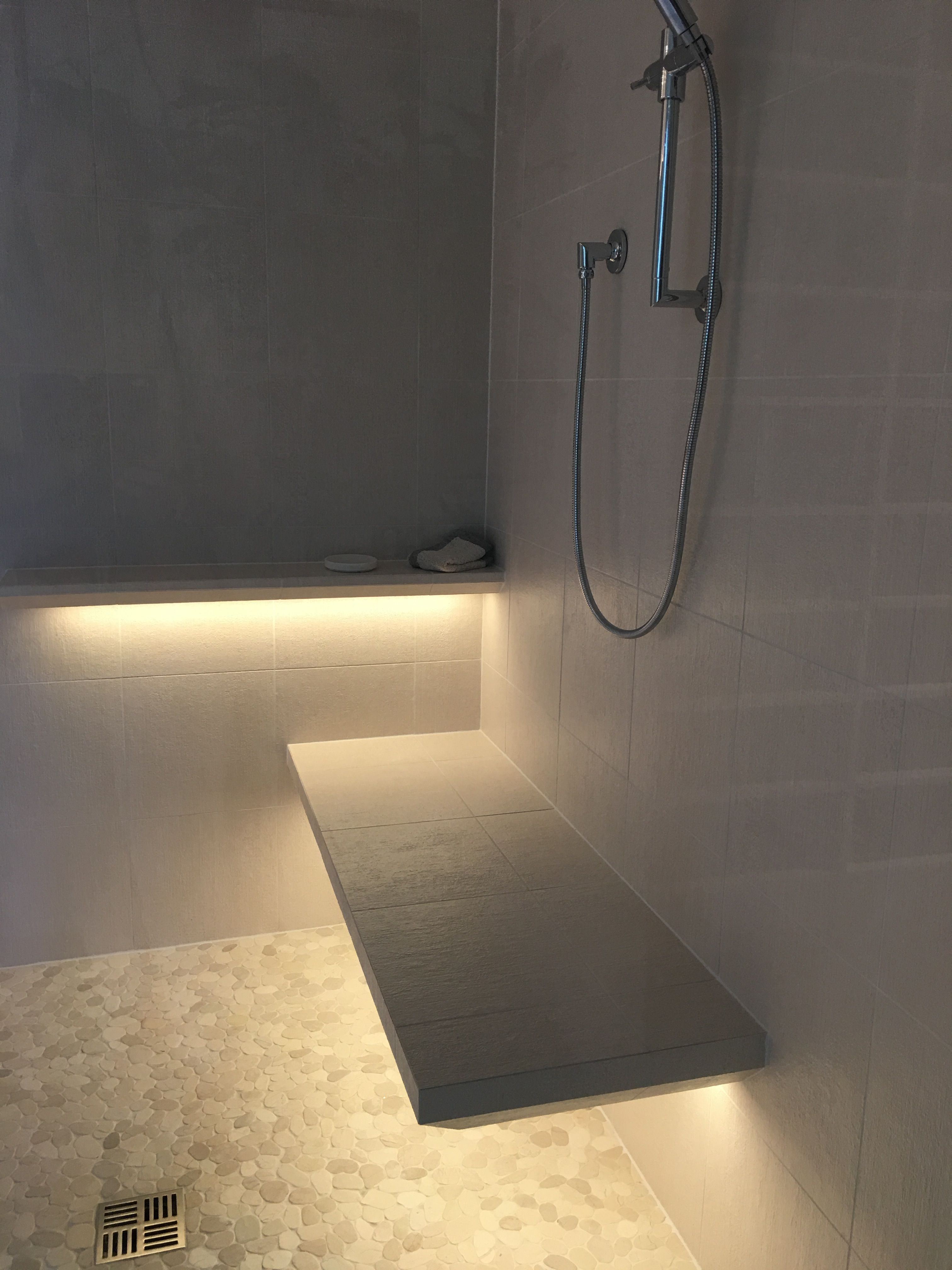 Indirect Shower Lighting Bathroom Lighting Cool Shower Lighting Shower  Residential Lighting Indirect Lighting Architectural Lighting Lighting