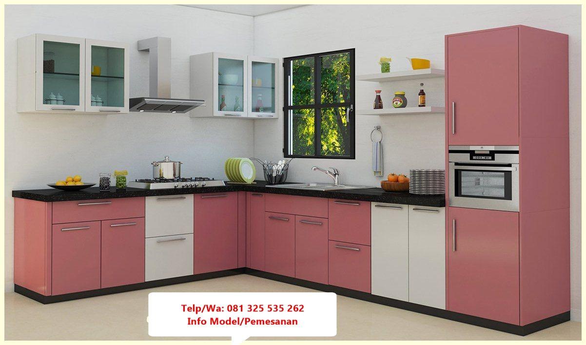 Desain Kitchen Set Jati Minimalis Trend Kitchen Set Jati