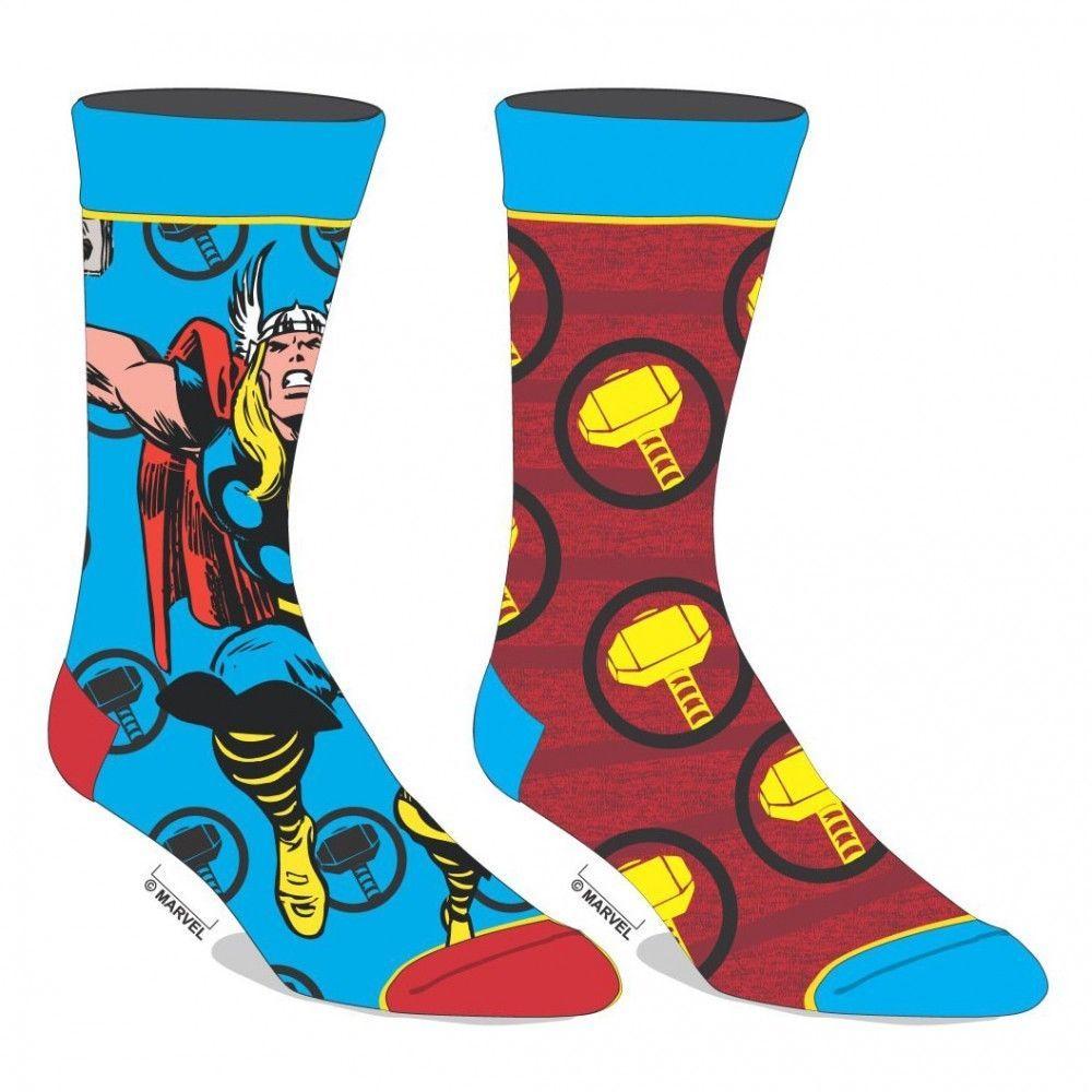 Marvel Iron Fist Crew Socks