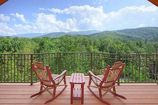 Superior Gatlinburg Cabins   Picture Perfect   1 Bedroom. A 1 Bedroom Luxury And  Romantic Cabin