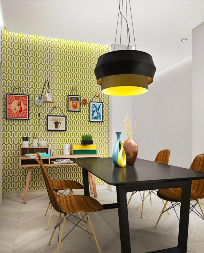 Küchendeko - 22 tolle Ideen für Deko im Pop-Art Stil | Küche ...