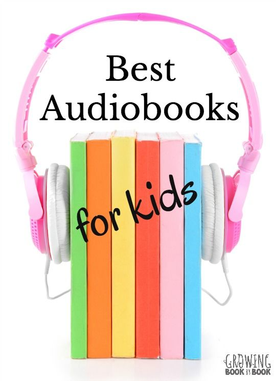 The best audiobooks for children keep a child's interest, broaden their horizons and hook them into the love of reading. Here are our favorite 10 books.