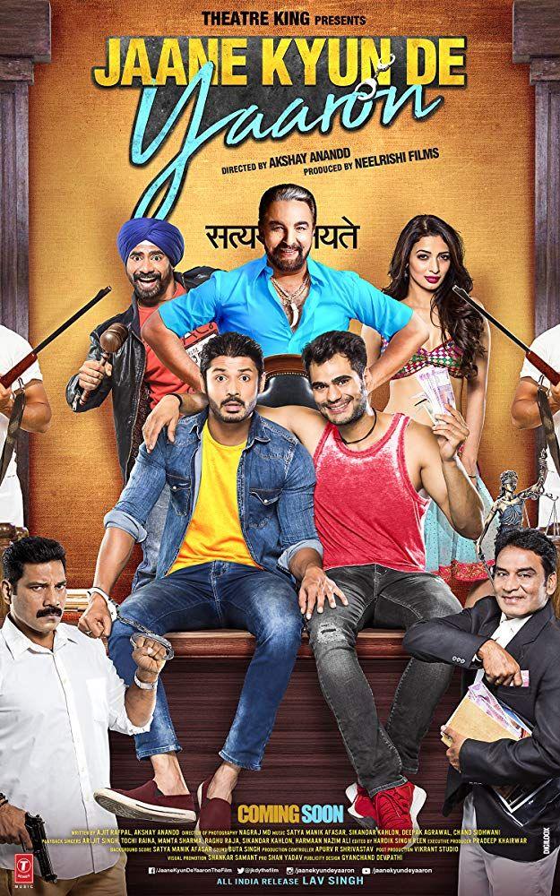 Jaane kyun de yaaron (2018) Hindi 350MB HDRip 480p x264