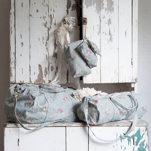 Rachel Ashwell Shabby  Chic Couture Anastasia Canvas Bag Collection