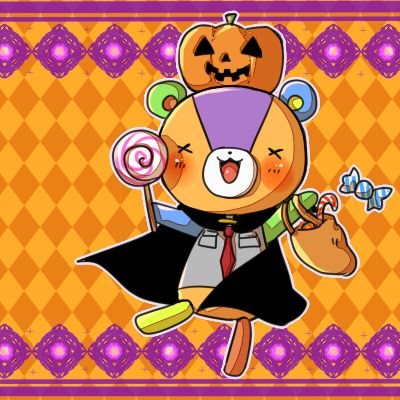 Halloween Stitches   Animal Crossing Fan Art   Pinterest   Stitch
