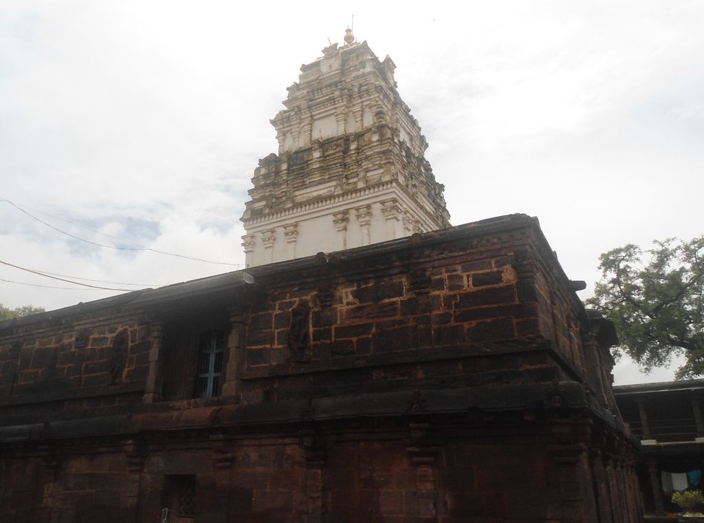 One of the Pancharama Kshetras, Kumara Bhimarama temple at Samarlakota.