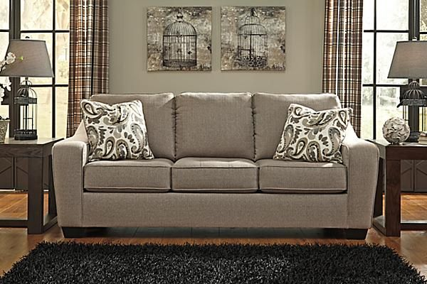 The Arietta Queen Sofa Sleeper from Ashley Furniture HomeStore