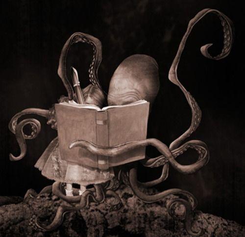 bibliolectors: Compartiendo lecturas (ilustración de Alan...