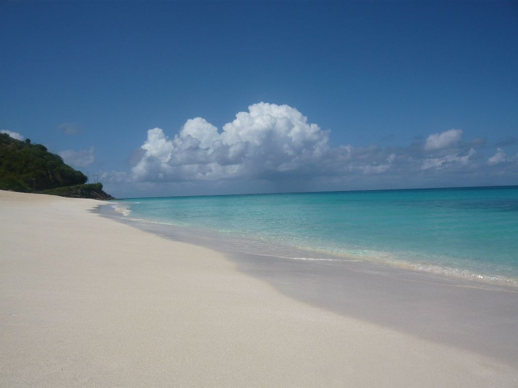Darkwood Beach Antigua We Had This All To Ourselves