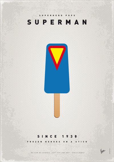 Superman IceCream