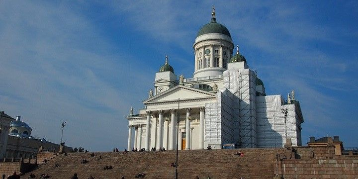 Helsinki Cathedral, Uusimaa, Finland