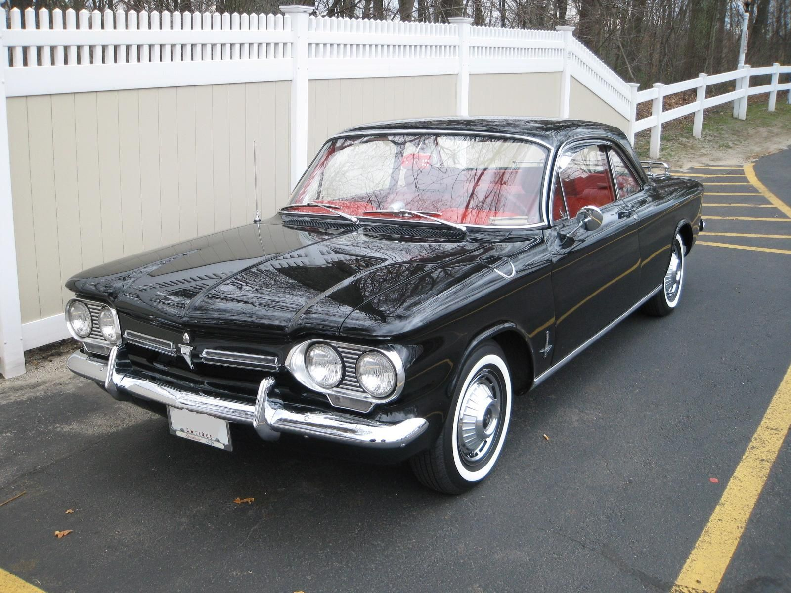 1962 Chevy Corvair American Classic Cars Chevy Corvair Chevrolet Corvair
