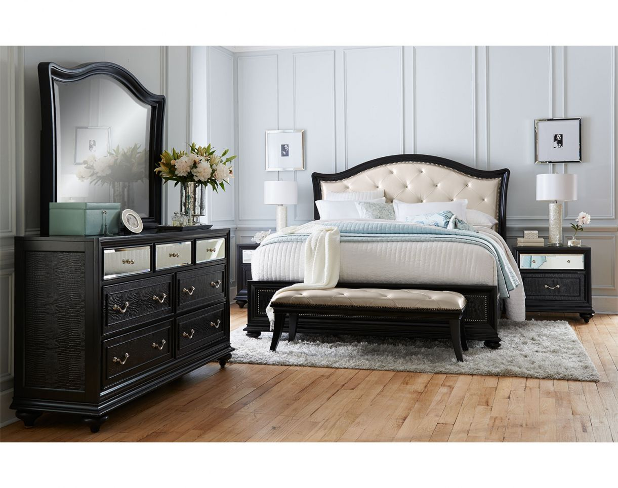 sets city pecan nightstand distressed bedroom pic value furniture monticello