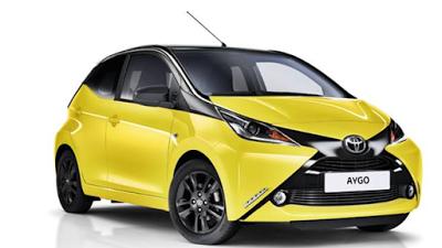2018 Toyota Aygo Modifications Toyota Aygo X Cite Toyota Cars
