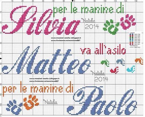 Pin by estelle jacquet on bavaglini portachiavi pinterest cross stitch stitch and cross - Mary gemelli diversi lyrics ...