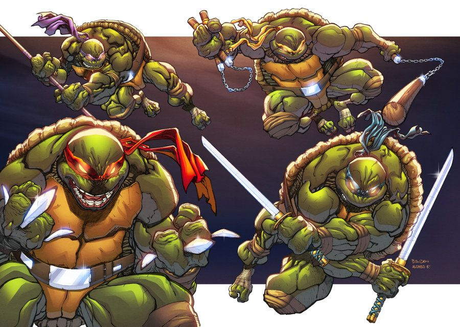 Teenage Mutant Ninja Turtles Tmnt By Pixeltool Deviantart Com Tmnt Artwork Teenage Mutant Ninja Turtles Ninja Turtles Art