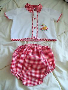74bdb018db03e Mothercare 1970's vintage outfit | Vintage baby things | Vintage ...