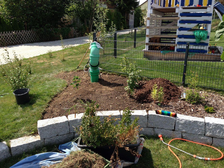 Hohenunterschied Ausgleichen Garten Garten Ideen Gartengestaltung