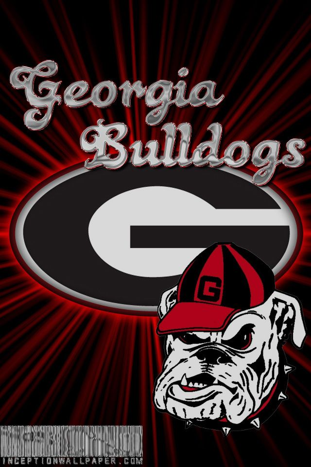 Uga bulldog dogs animals background wallpapers on desktop - Georgia bulldog screensavers wallpapers ...