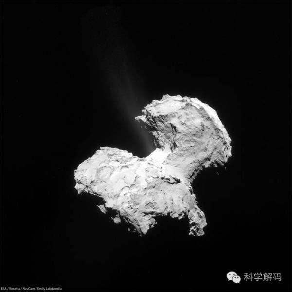 追星12年罗塞塔号彗星探测器追到了什么 - 搜狐